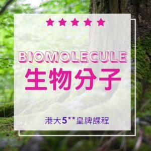 F.3 Biomolecules 生物分子 9